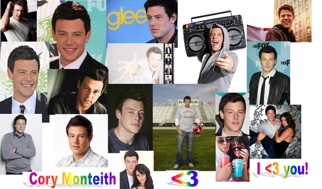File:Cory Monteith Collage.png