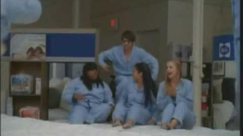 Glee - Jump - Music Video