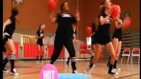 Glee 3x06 'Mash Off' new Australian promo