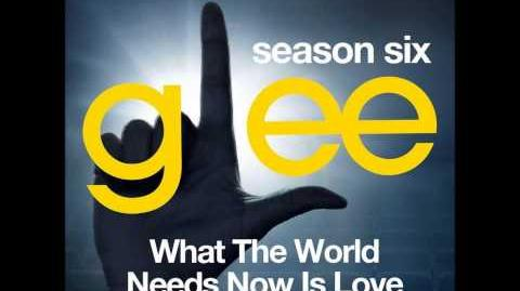 Glee - I'll Never Fall In Love Again