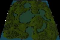 Untouched Lands Map