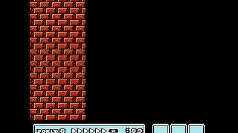 Super Mario Bros 3 - Bowser bug