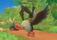 Mean Vulture