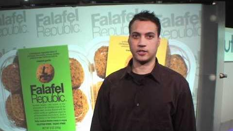 Falafel Republic presented by Gluten-free