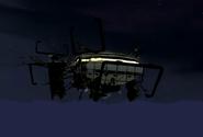 DOC's airship