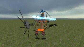 CyberMegaTorso Mk I