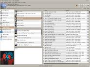 10 artist browser