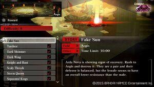 R8 Fake Sun