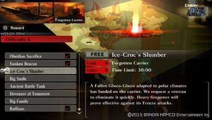 R6 Ice-Croc's Slumber