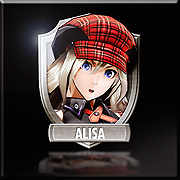 Alisa - God Eater Resurrection Emblem