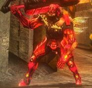 Rampage God Arc Soldier