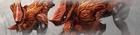 Vajratail Blaze Banner