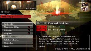 R3 Cracked Sanidine