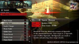 R3 Snow Mouse