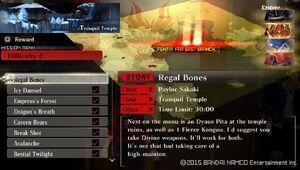 R6 Regal Bones