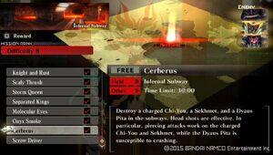 R8 Cerberus