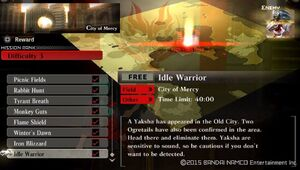 R3 Idle Warrior