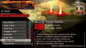 R4 Tequila Sunrise