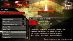 R2 Snail's Shell