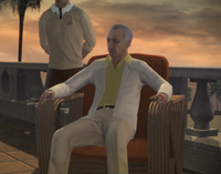 Hyman Roth game