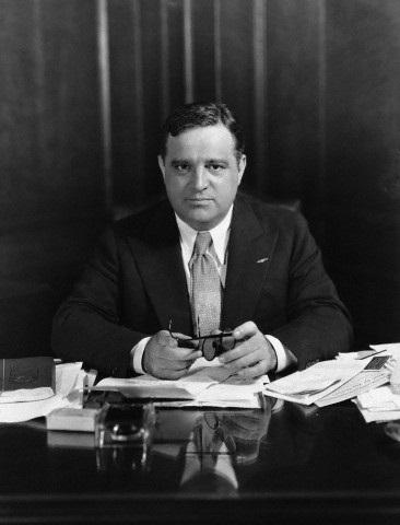 Mayor Fiorello La Guardia Slams Federal Drug War (1939-1944 ...
