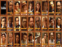 Godfather characters