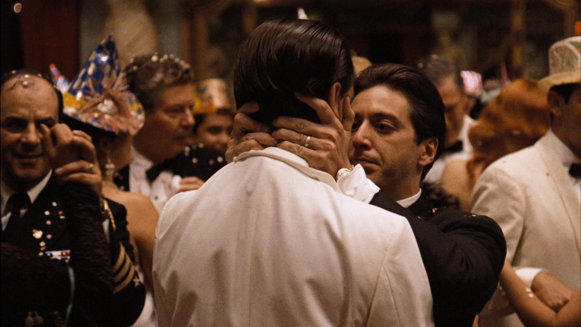 Michael Corleone Quotes To Fredo Michael discovers Fredo s