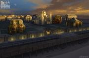 Atlantic City artwork