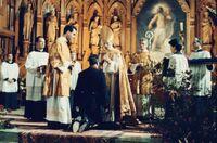 Michael Gilday Order St. Sebastian