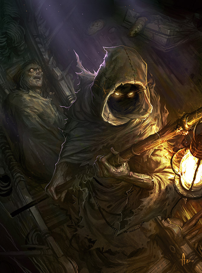 Charon | God of War Wi...