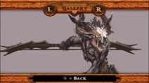 Satyr Archer Art Gallery