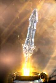 Godly Blade of Zeus