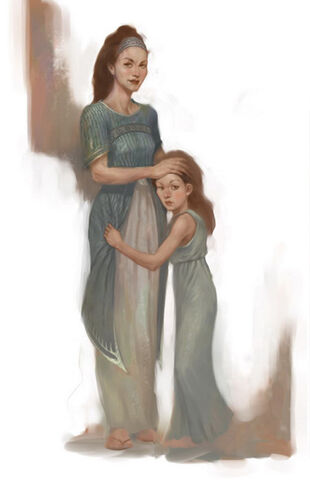 File:KratosWife&Child.jpg