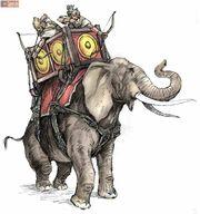 Exclusive War Elephant