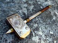 Shao kahn hammer by ricardocoutinho-d50n85h