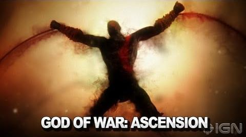 God of War Ascension Single Player Trailer
