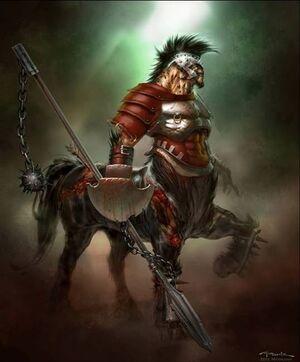 Centaure GOW III
