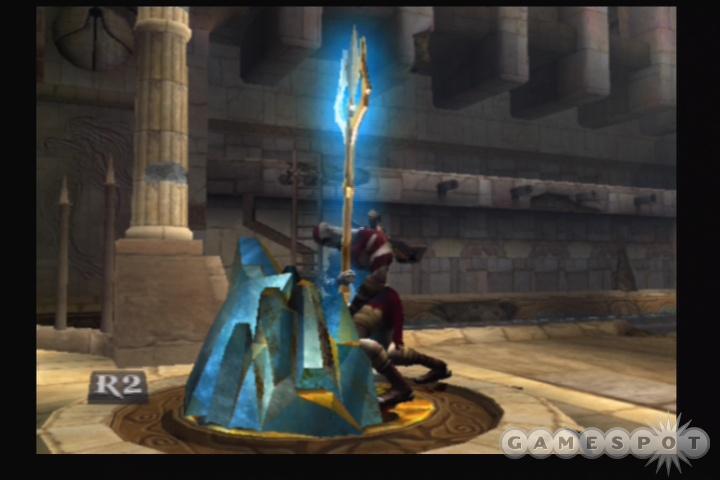 Image - Poseidon's Trident.jpg | God of War Wiki | Fandom ...