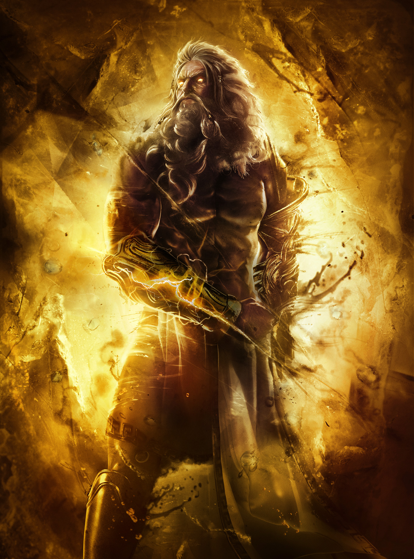 Zeus | God of War Wiki | Fandom powered by Wikia