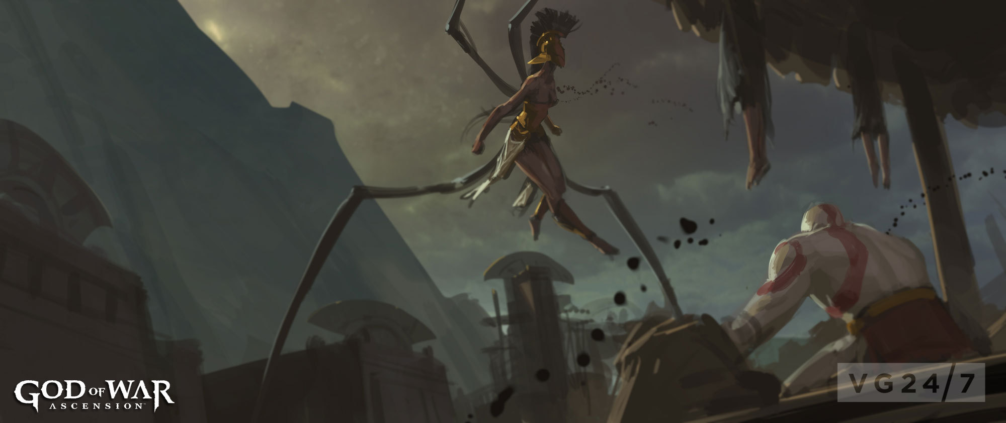 image megaerajpg god of war wiki fandom powered by