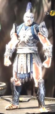 Morpheush's armor
