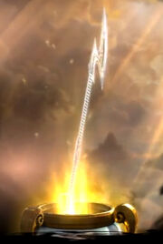 Godly Spear of Zeus