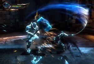 Ice Talos VS Ice of Poseidon