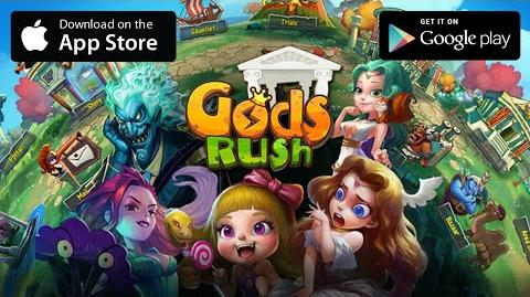Gods Rush by IGG - Official Trailer