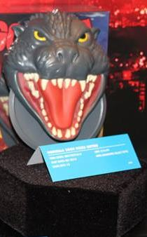 File:Diamond Select Godzilla 2000 Pizza Cutter Toy Fair.jpg