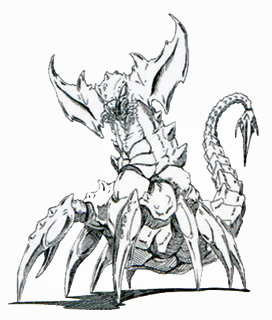 File:Concept Art - Godzilla vs. Destoroyah - Destoroyah Aggregate 2.png