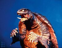 Gamera in Gamera vs. Legion