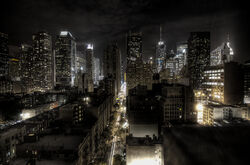 Newyorkcityatnight