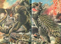 GodzillaShigeruSugiuraShonenKurabu2015February03