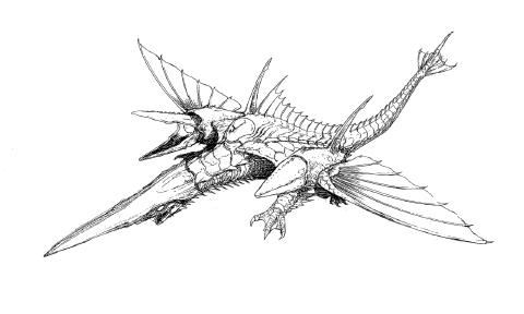 File:Concept Art - Rebirth of Mothra 2 - Dagahra 17.png